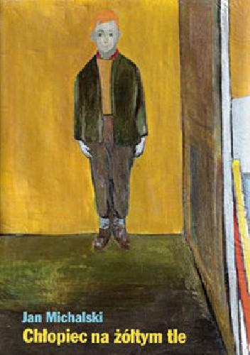 Okładka książki Chłopiec na żółtym tle