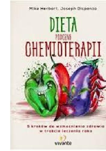 Okładka książki Dieta podczas chemioterapii