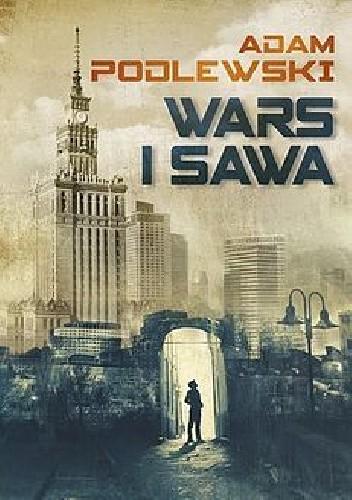 Okładka książki Wars i Sawa