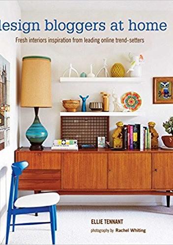 Okładka książki Design Bloggers at Home