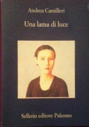 Okładka książki Una lama di luce