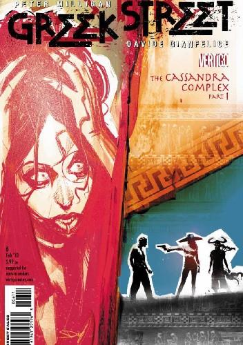 Okładka książki Greek Street #6 - Book Two: Cassandra Complex, Part One: The Lotus Eaters
