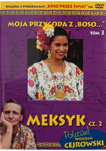 Okładka książki Meksyk cz. 2