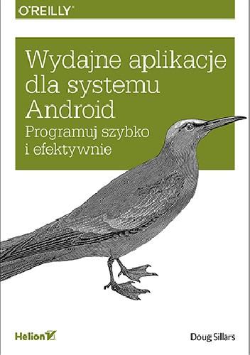 Okładka książki Wydajne aplikacje dla systemu Android