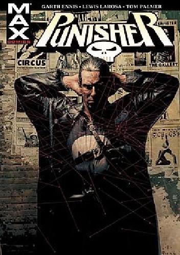 Okładka książki Punisher Max - Tom 1