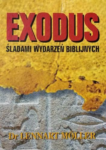 Okładka książki Exodus. Śladami wydarzeń biblijnych