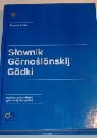 Słownik Gōrnoślōnskij Gŏdki