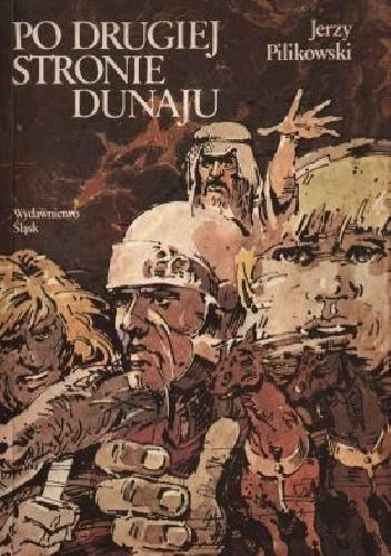 Okładka książki Po drugiej stronie Dunaju
