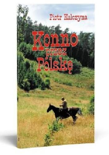 Okładka książki Konno przez Polskę