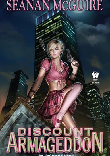 Okładka książki Discount Armageddon