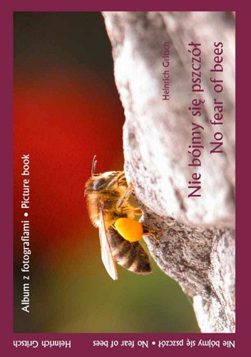 Okładka książki Nie bójmy się pszczół