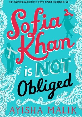 Okładka książki Sofia Khan is not obliged