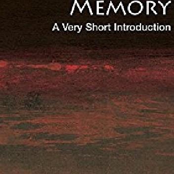 Okładka książki Memory: A Very Short Introduction