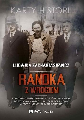 Okładka książki Randka z wrogiem