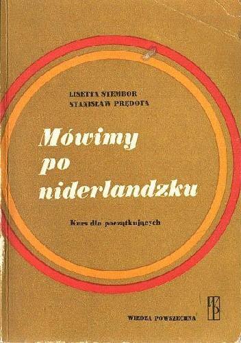 Okładka książki Mówimy po niderlandzku. Kurs dla początkujących