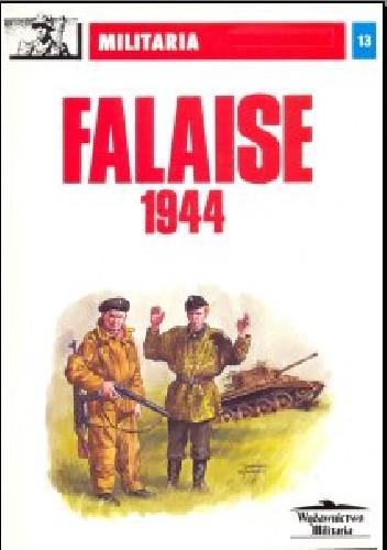 Okładka książki Falaise 1944