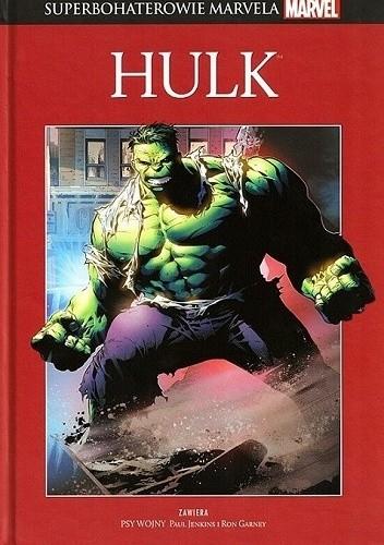 Okładka książki Hulk: Psy wojny