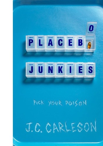 Okładka książki Placebo Junkies