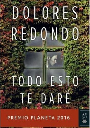 Okładka książki Todo esto te dare