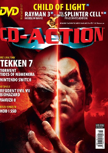 Okładka książki CD-Action 03/2017