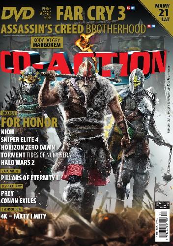 Okładka książki CD-Action 04/2017