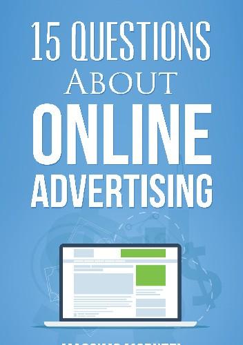 Okładka książki 15 Questions About Online Advertising