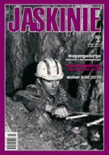 Okładka książki Jaskinie 1/2011