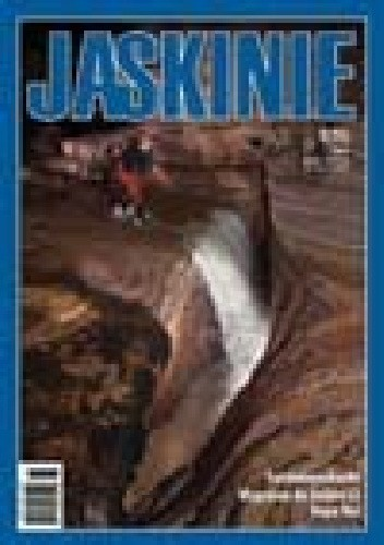 Okładka książki Jaskinie 2/2009