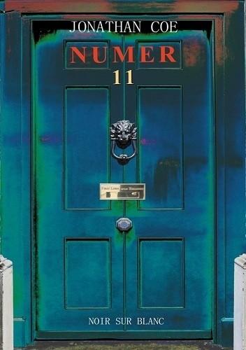 Okładka książki Numer 11