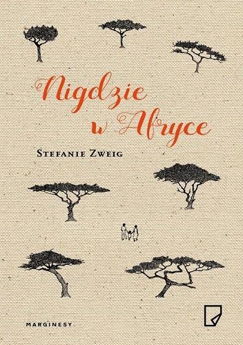 Okładka książki Nigdzie w Afryce