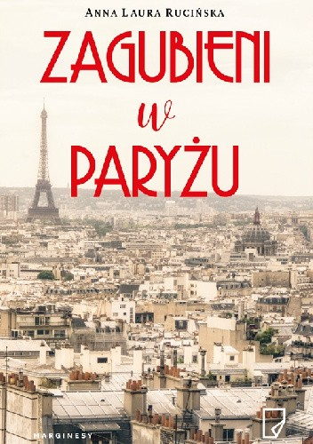 Okładka książki Zagubieni w Paryżu