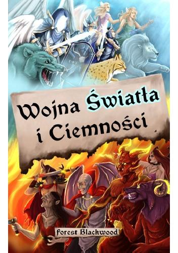 Okładka książki Wojna Światła i Ciemności