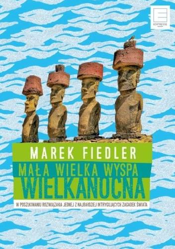 Okładka książki Mała wielka Wyspa Wielkanocna