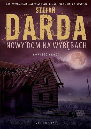 Okładka książki Nowy dom na Wyrębach