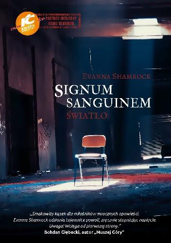 Okładka książki Signum Sanguinem. Światło