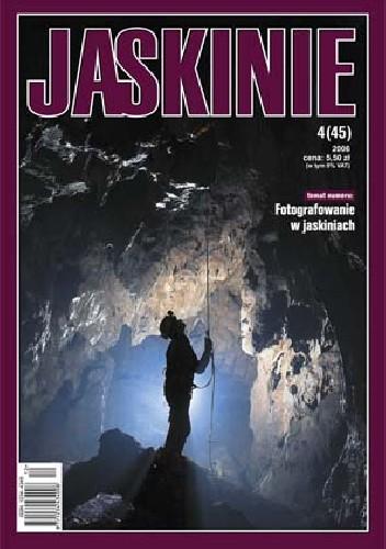 Okładka książki Jaskinie 4/2006