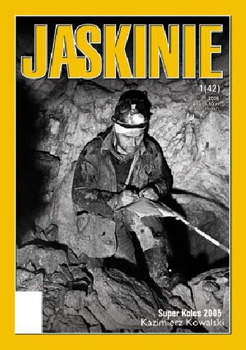Okładka książki Jaskinie 1/2006