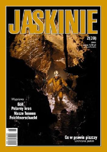 Okładka książki Jaskinie 2/2005