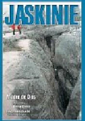 Okładka książki Jaskinie 2/2003