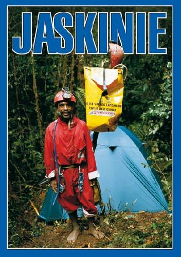 Okładka książki Jaskinie 2/2001