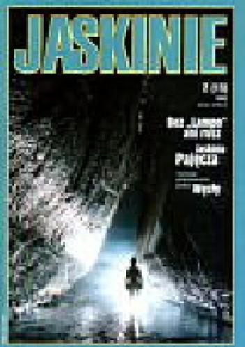 Okładka książki Jaskinie 2/1999