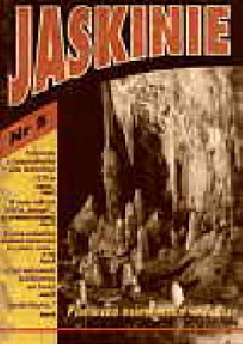 Okładka książki Jaskinie nr 5