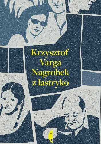 Okładka książki Nagrobek z lastryko