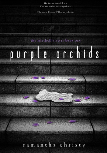 Okładka książki Purple Orchids