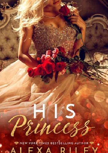 Okładka książki His Princess