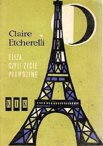 Okładka książki Eliza czyli Życie prawdziwe