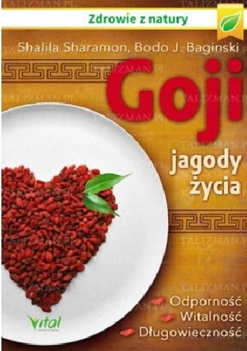 Okładka książki Goji jagody życia