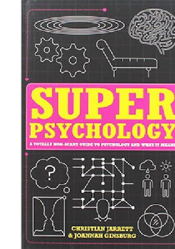 Okładka książki Super psychology