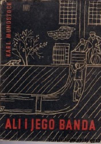 Okładka książki Ali i jego banda