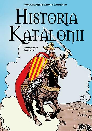 Okładka książki Historia Katalonii